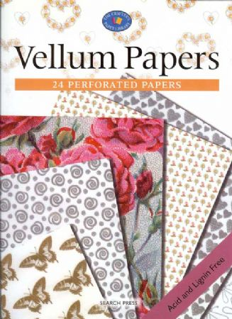 Vellum Papers - 24 Perforated Papers